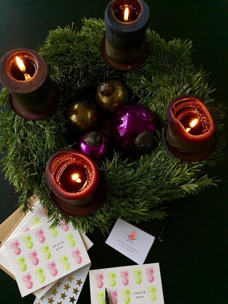 ernährungsberatung münchen kosten Advent