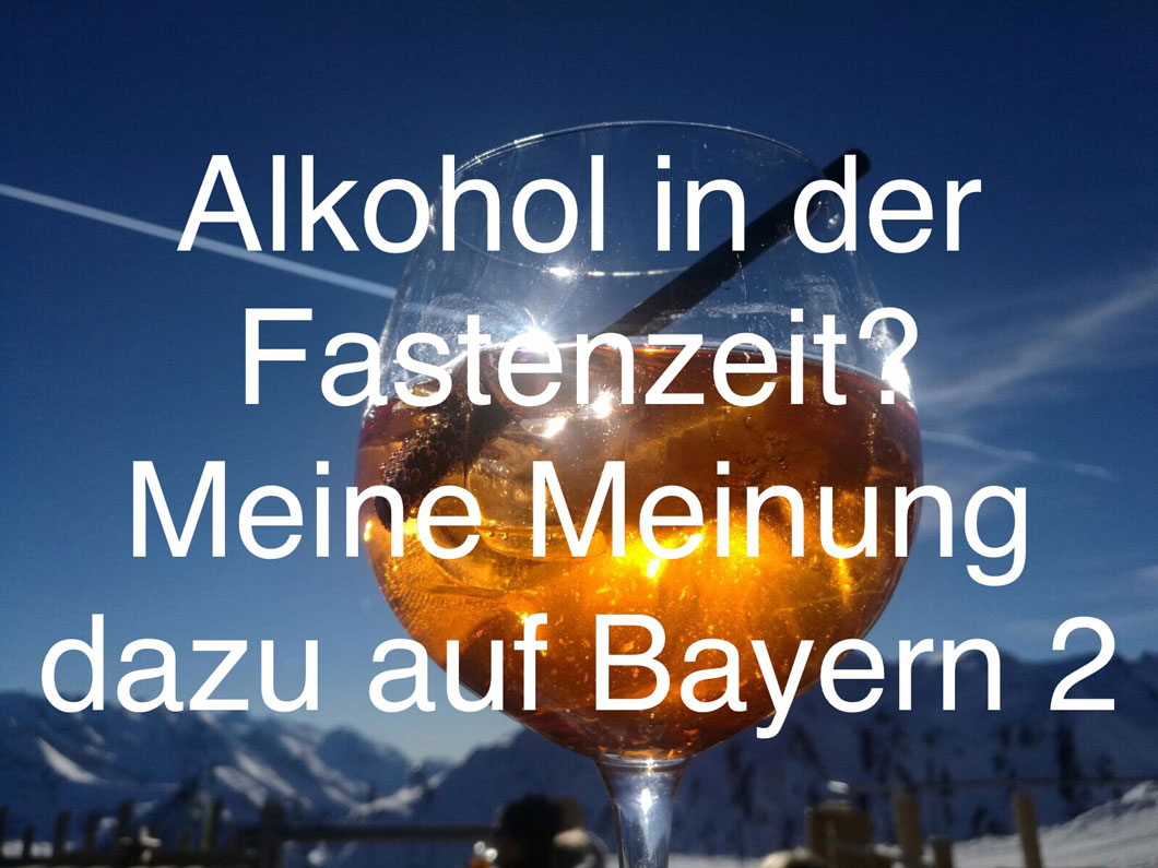 Bayern2-alkoholfasten