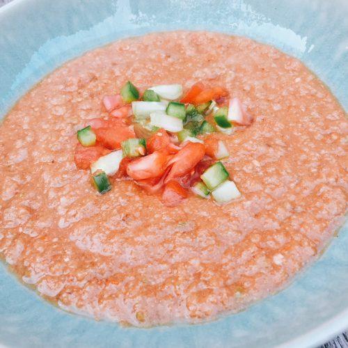 Gazpacho by Christine Kikisch Ernährungungsberaterin München