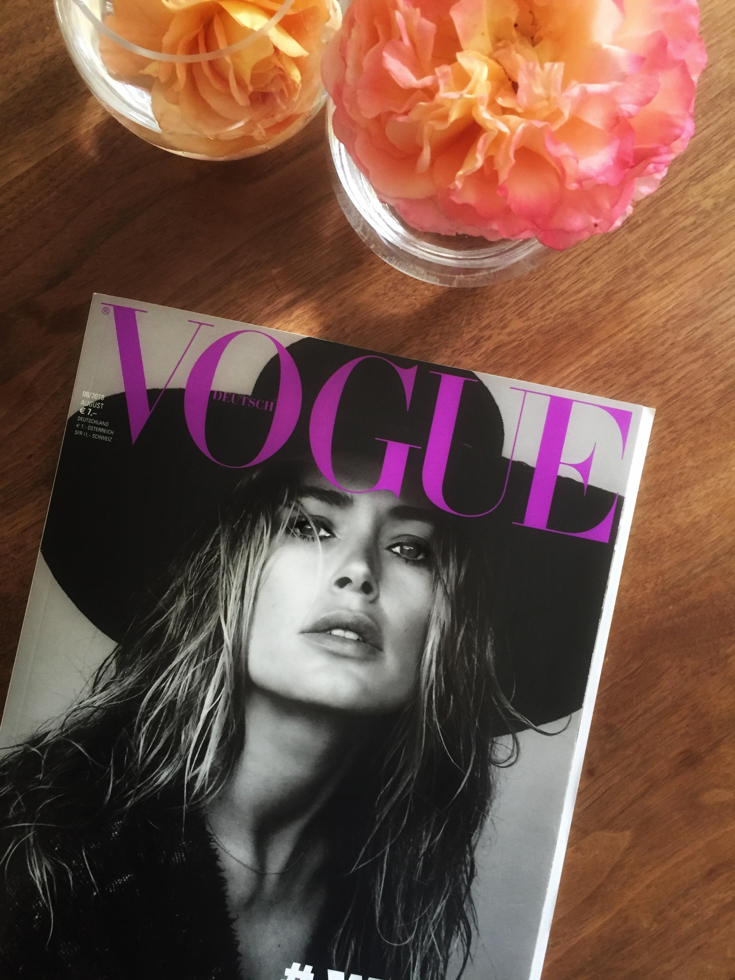 Beitrag Vogue Ernährung Beitrag