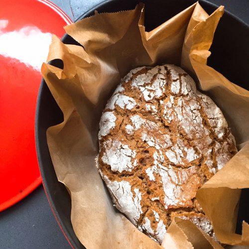 Gesundes Brot selbst machen
