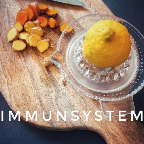 Immunsystem durch Ernährung stärken
