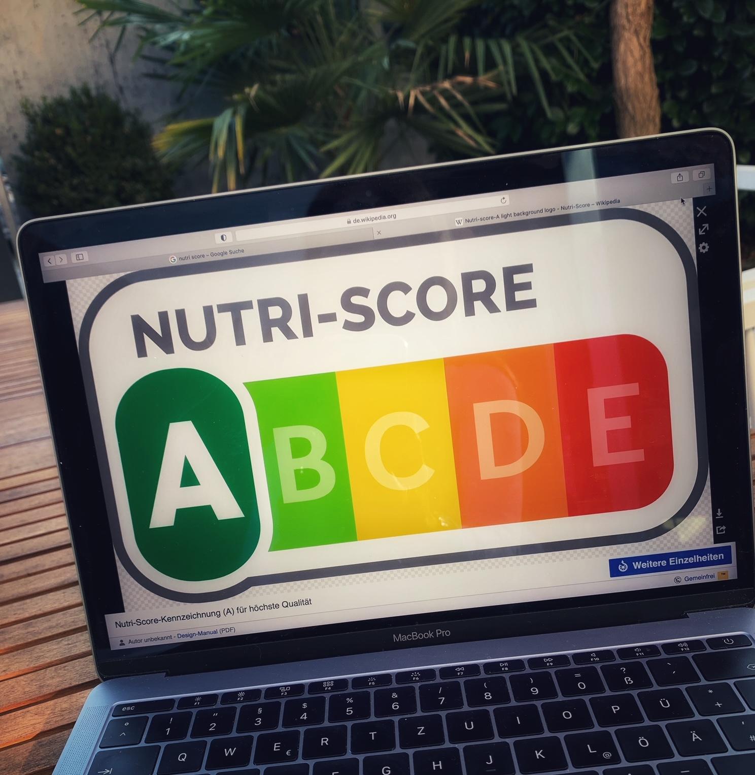 Nutri-Score Deutschland Info